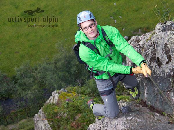 Klettersteig Längenfeld : Klettersteig reinhard schiestl längenfeld aktivsport alpin