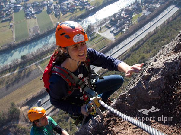 Klettersteig Haiming : Klettersteig stuibenfall im Ötztal aktivsport alpin
