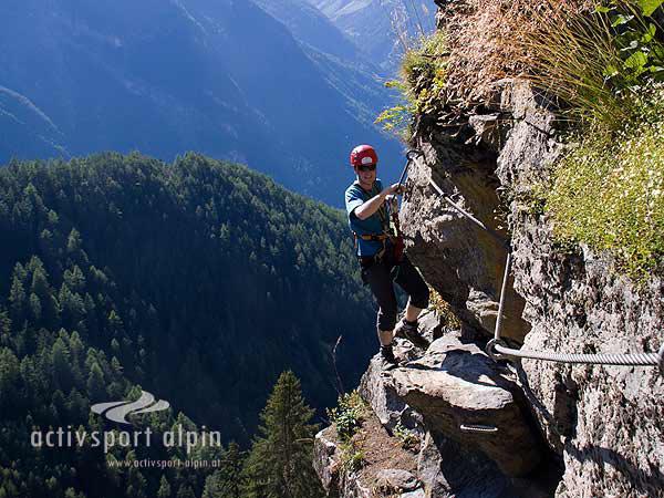 Klettersteig Oetztal : Reinhard schiestl klettersteig Ötztal tirol youtube
