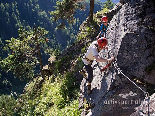 Klettersteig Oetztal : Bergfex klettersteig stuibenfall tour tirol