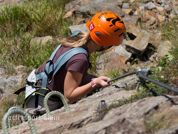 Klettersteig Obergurgl : Klettersteig beschreibung erlebnissteig
