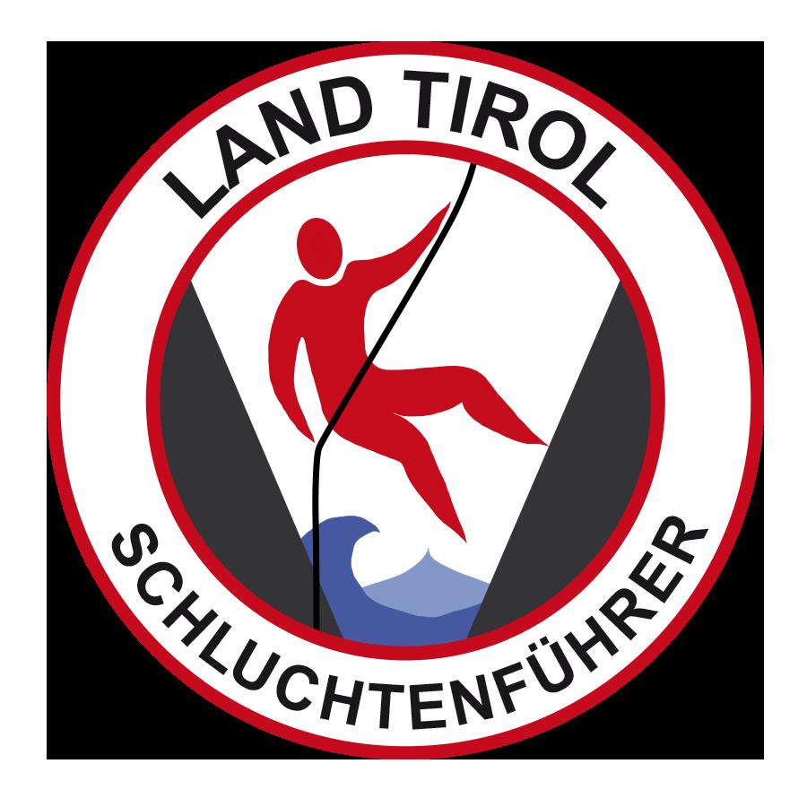Tiroler Schluchten- und Canyoningführer
